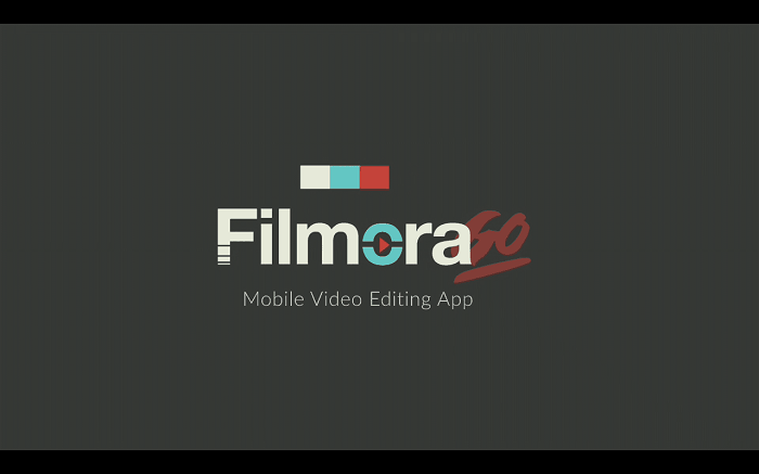 phần mềm chỉnh sửa cắt ghép video filmoraGo