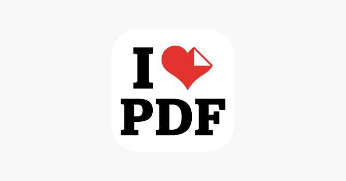 Ứng dụng đọc PDF IlovePDF