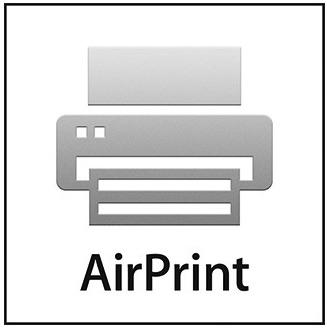 Ứng dụng in qua điện thoại AirPrint