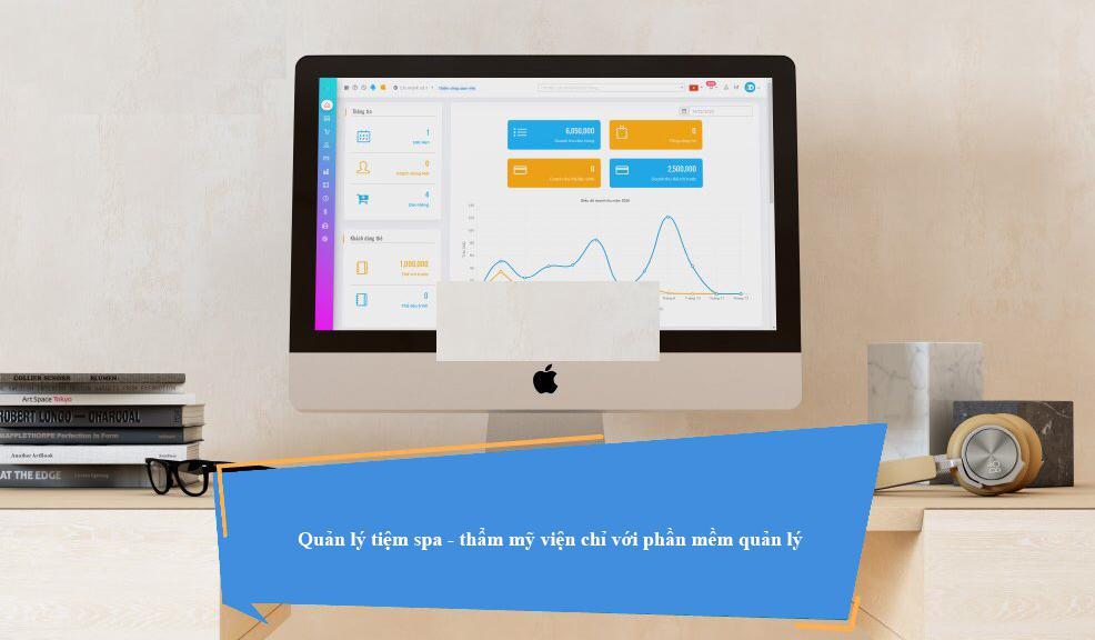 phần mềm quản lý tiệm spa là gì?