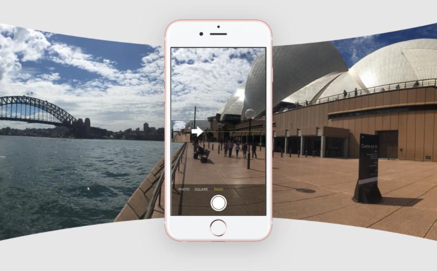 Cách chụp ảnh 360 trên điện thoại