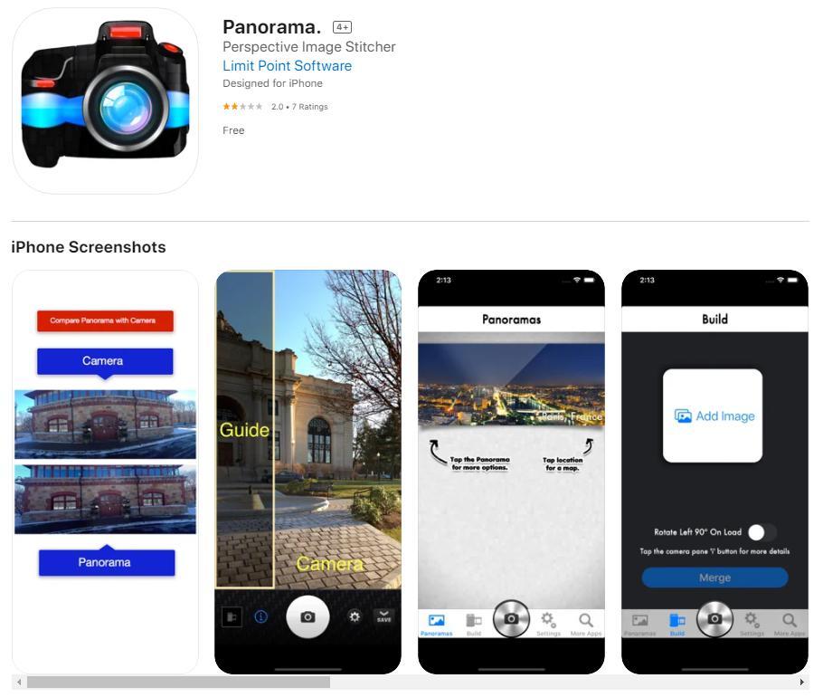 Panorama: Ứng dụng chụp hình 360 độ, quay phim toàn cảnh trên điện thoại